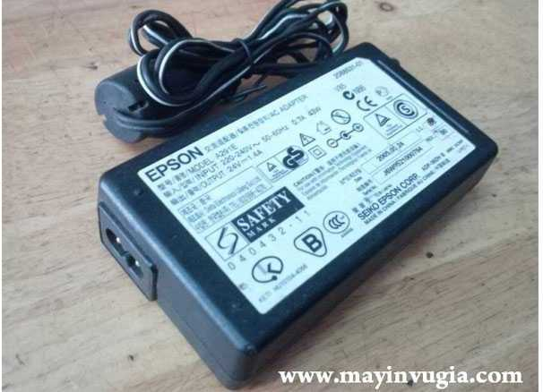 Adapter 24V 1.4A Scan Epson Zin