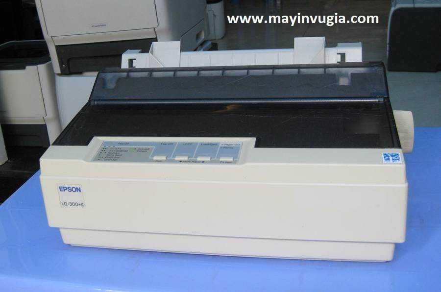 Máy in kim Epson LQ 300+II