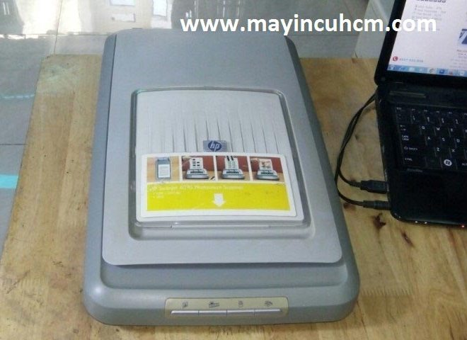 Máy scan Hp Scanjet 4070