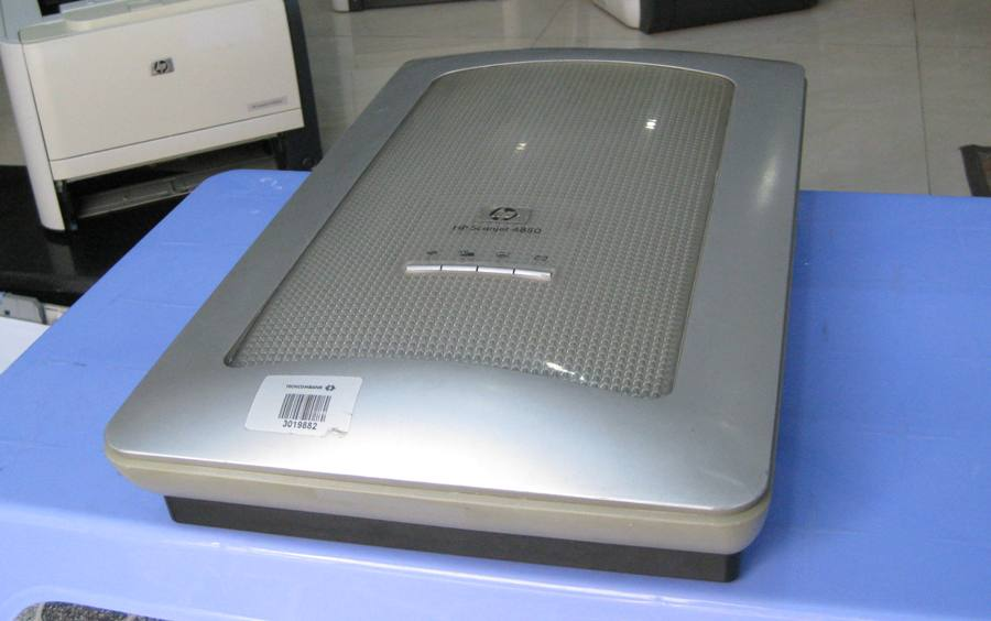Máy Scan Hp scanjet 4850