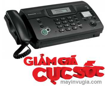 Máy fax Panasonic KX-FT 933CX
