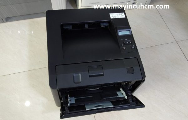may in hp laserjet pro 401DN