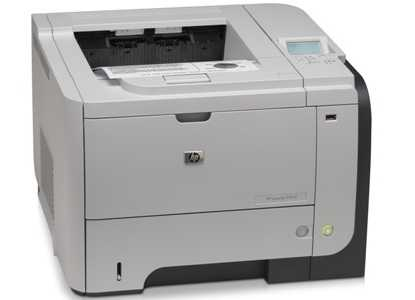 May in HP Laserjet P3015DN cũ